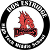 The faculty of Don Estridge High Tech Middle School is committed to providing a world-class education along with a safe and nurturing environment that includes a rigorous, technology infused curriculum.